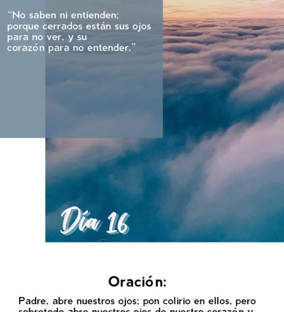 DÍA 16