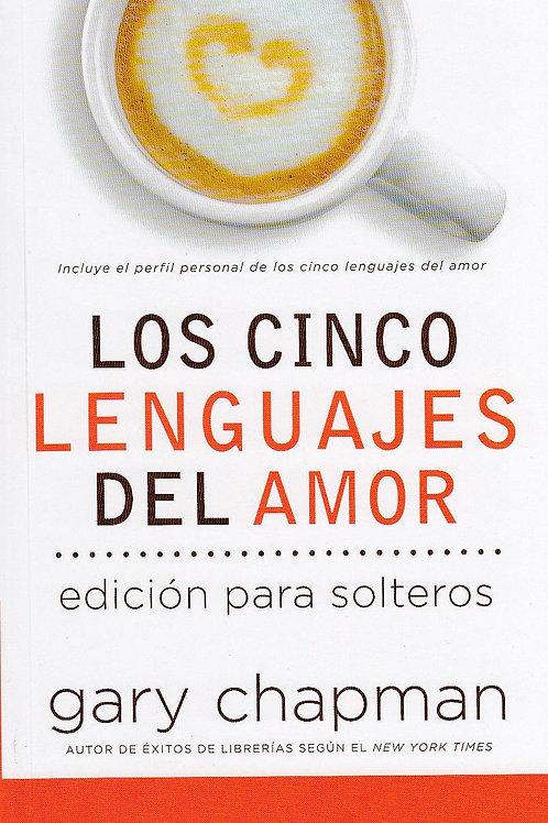 Los 5 lenguajes del Amor (Edición para Solteros)