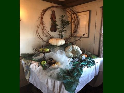 Hartshorne House Christmas celebration