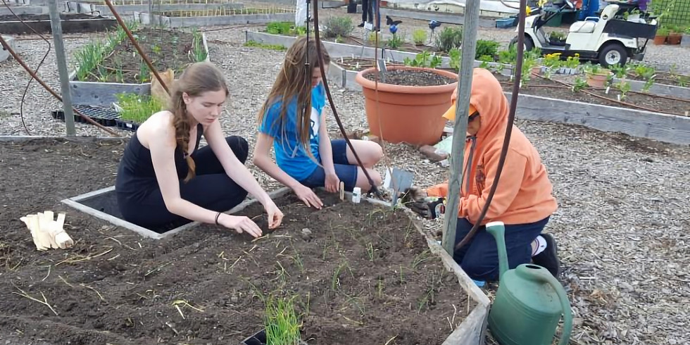 Mass Hort's School Garden Conference