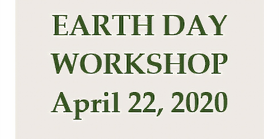 Environmental Workshop - EVENT CANCELLED