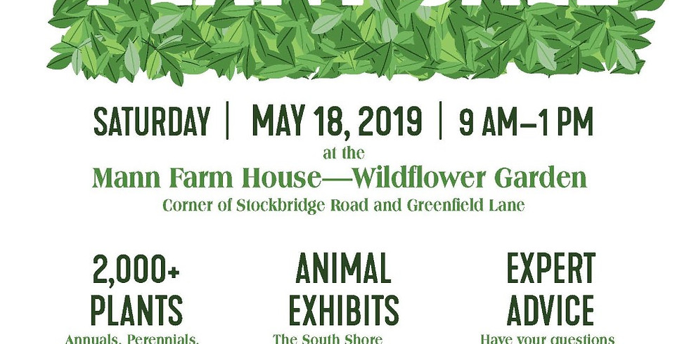 Scituate GC Plant Sale