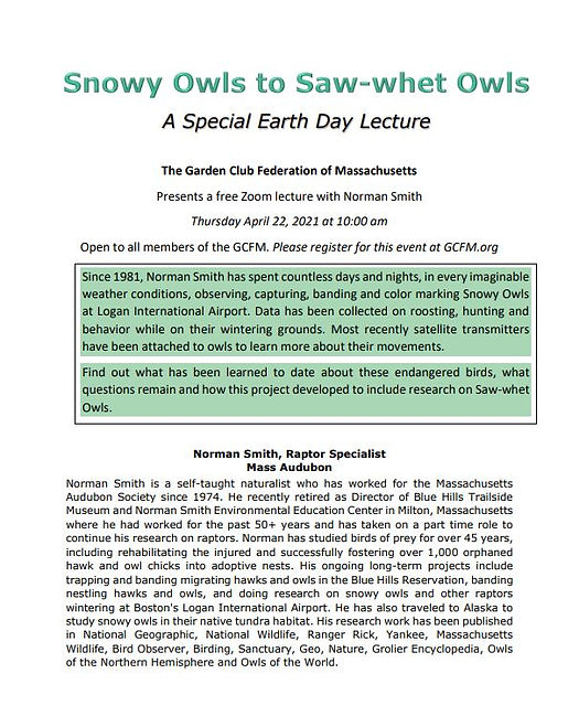 Capture snowy owl event poster.JPG