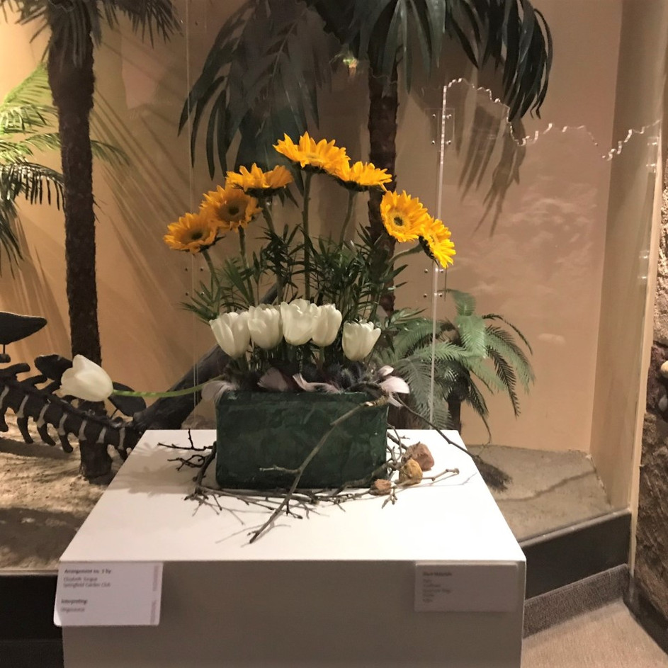 Springfield GC Festival of Flowers 2019