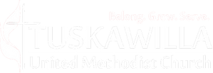 Tuskawilla UMC Logo white.png