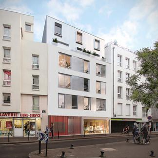 Paris 18e  - i3F