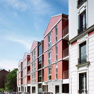 Montreuil -OPH Montreuillois