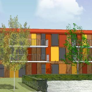 35 logements Bagnolet