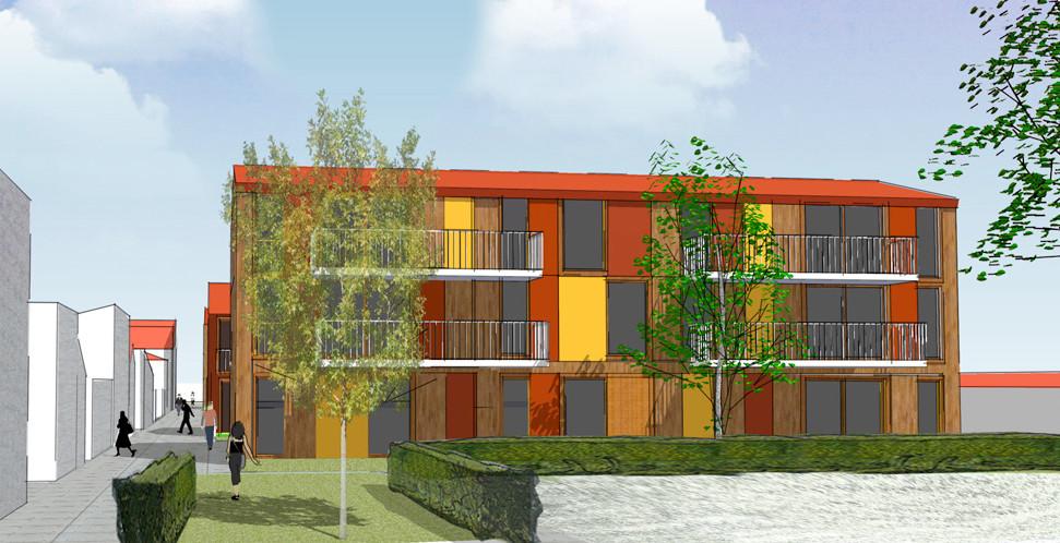 35 logements à Bagnolet