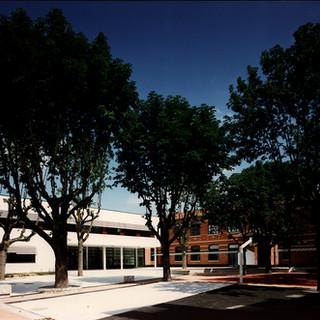 Gennevilliers - École primaire des Grésillons B