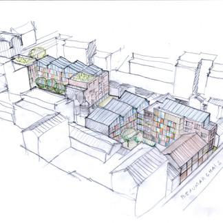 90 logements collectifs à Montreuil
