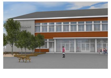 Réhabilitation d'un groupe scolaire à Gif-sur-Yvette