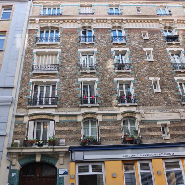 Réhabilitation de 38 logements - Paris XI