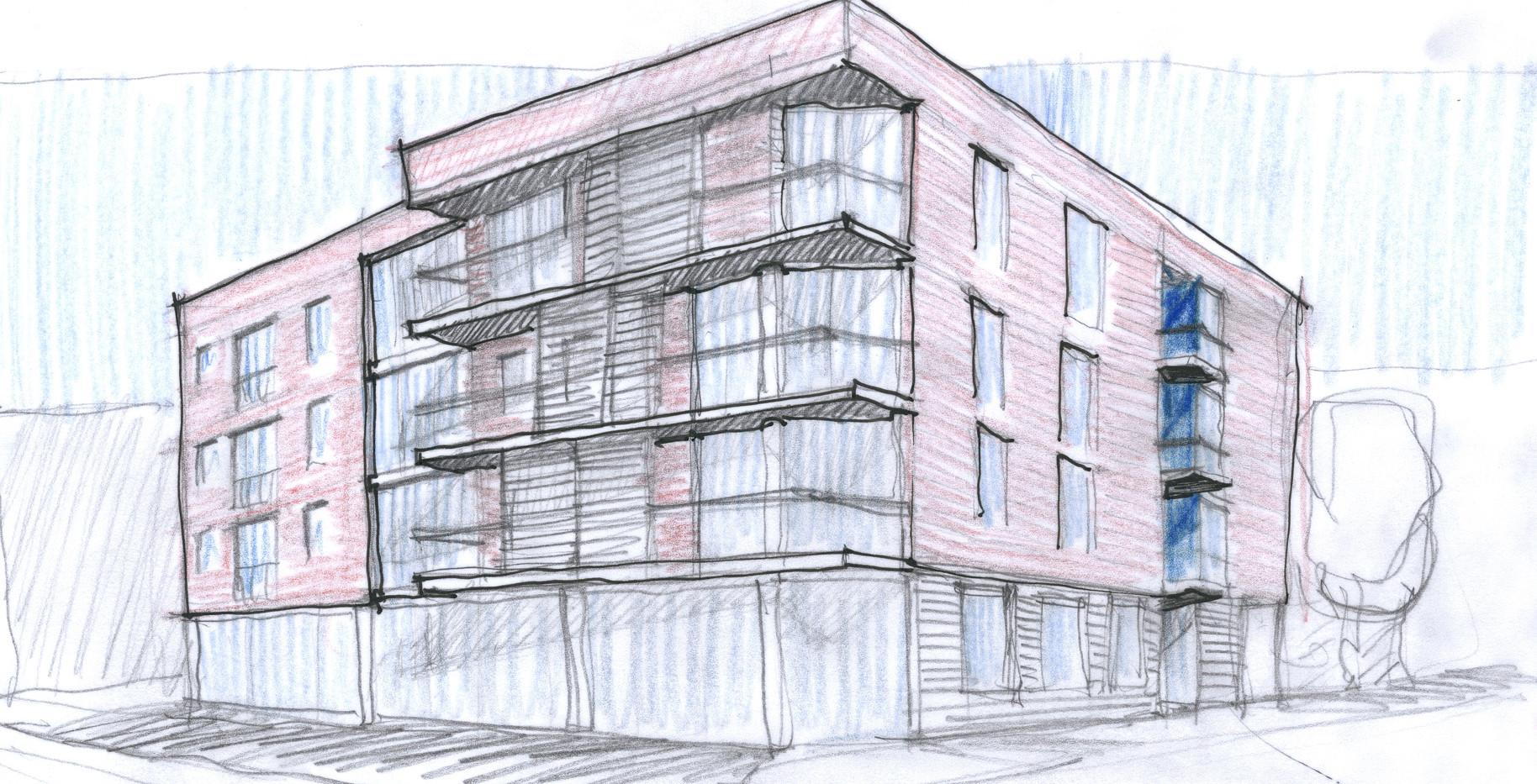 12 logements à Montataire