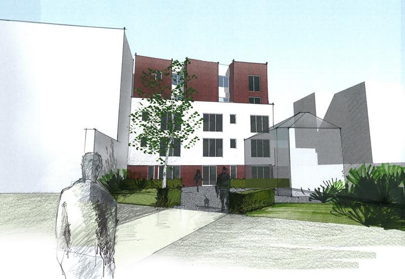 12 logements à St Ouen