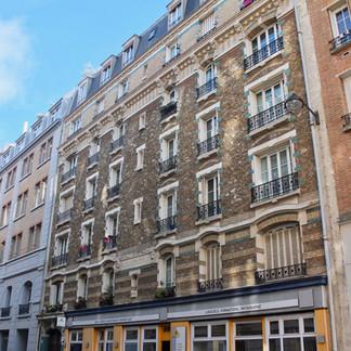 Paris XIe - ANTIN Résidence