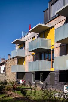 56 logements Champs-sur-Marne