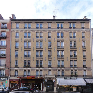 Paris XIII - ANTIN Résidence