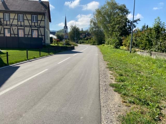 Hugelshofen Belag