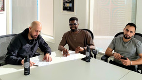 Comedian Basketmouth Signs With EMPIRE Distribution, Records and Publishing Inc.