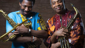 Femi and His Son Continue The Legacy of Fela Kuti, The King of Afrobeat