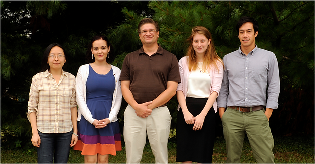 Waltz Lab - Ziye Xu, Rebecca Ruiz, James A. Waltz, Jessica Krueger, Elliot C. Brown
