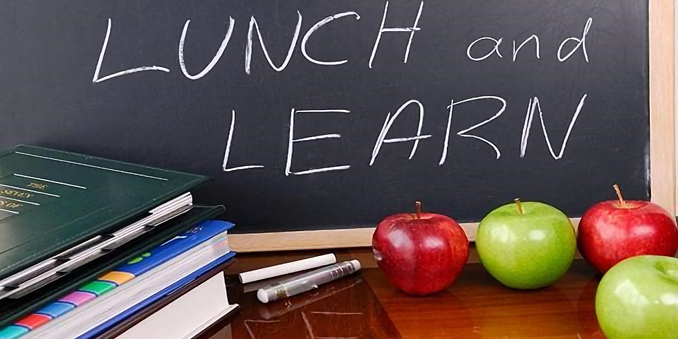 Lunch and Learn: Coping with the Holidays after Loss