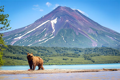 Kamchatka_Peninsula_Russia_Lake_Mountain
