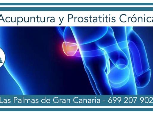 Acupuntura y Prostatitis Crónica