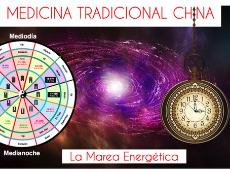 Técnica de la Marea Energética – Mediodía – Medianoche.