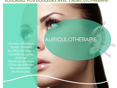 Soulagez vos douleurs avec l'Auriculotherapie