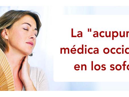 """La """"acupuntura médica occidental"""" en los sofocos"""