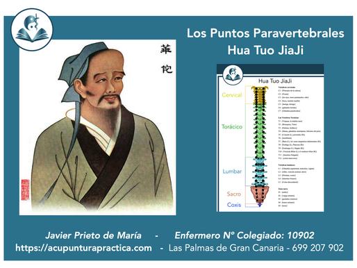 Los Puntos Paravertebrales de Hua Tuo JiaJi