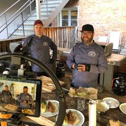 Online Grillkurs in der Grillfabrik