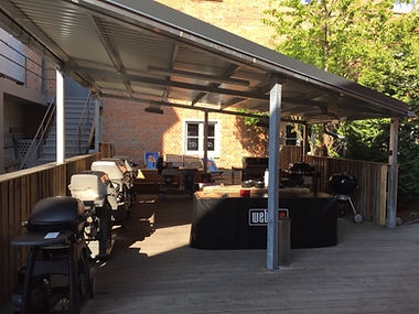 Event Location - Die Grillfabrik Augsbur