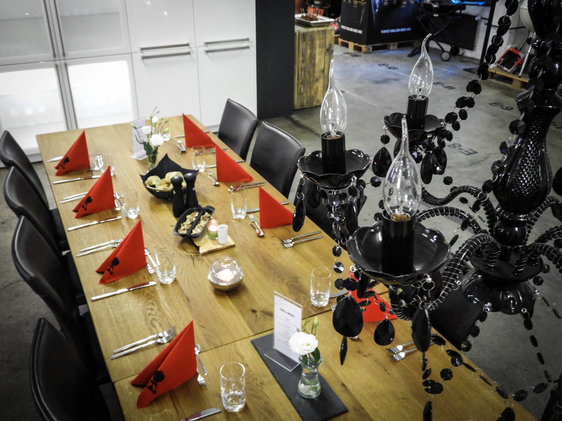 Event Location - Die Grillfabrik Augsbur