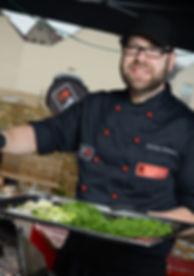 Carsten Höppner grillen, Die Grillfabrik Augsburg