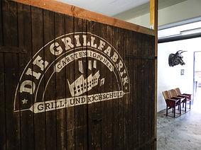 Impressionen aus der Grillfabrik Augsbur