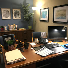 Dr. Lydell's Office