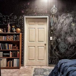 Audrey's Bedroom