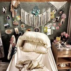 Mia's Hospital Room