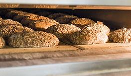 Brot im Ofen