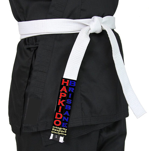 Childs Dobok (Uniform, includes white belt)