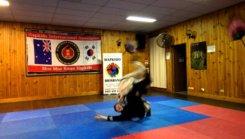 Advanced Hapkido
