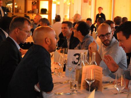 Swiss startups on the radar – Top 100 Award and Deep Tech Investor Dinner