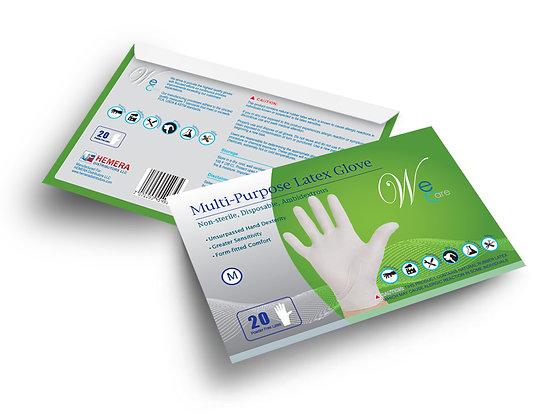 Multi-Purpose Latex Gloves