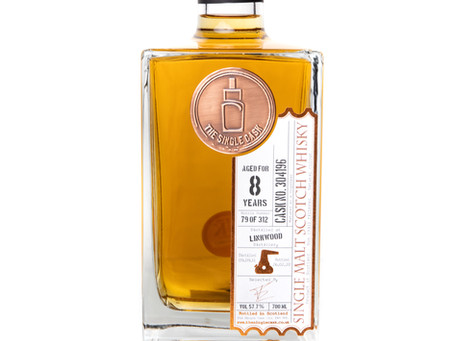 Review 109: The Single Cask Linkwood 2011 8 Years Old