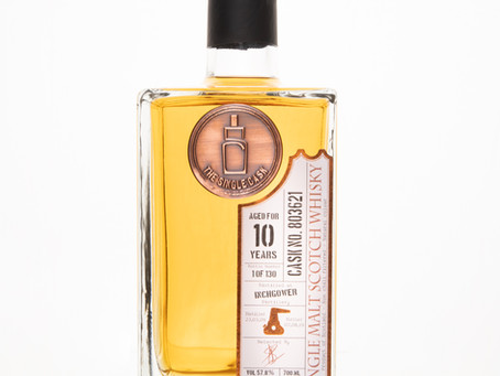 Review #93: The Single Cask Inchgower 2009 10 Years Old