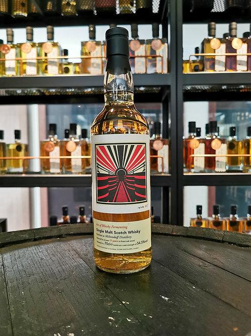 Miltonduff 17 Years Old The Art of Whisky (Elixir Distillers)