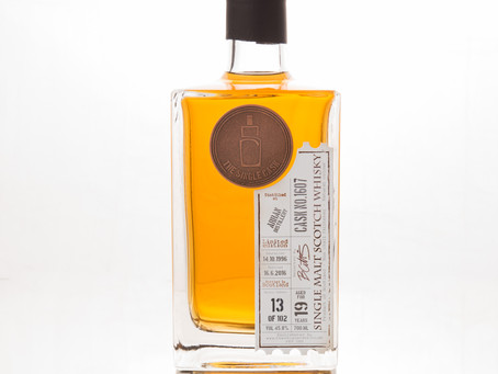 Review #11: The Single Cask Arran 1996 19 Years Old